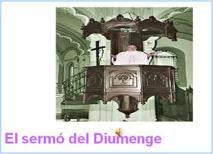 El sermó del Diumenge